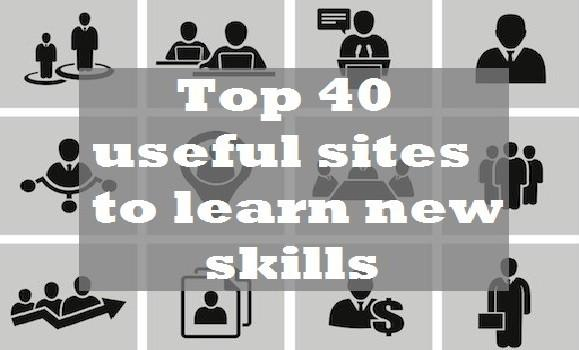 The 22 Best Websites for Learning New Skills