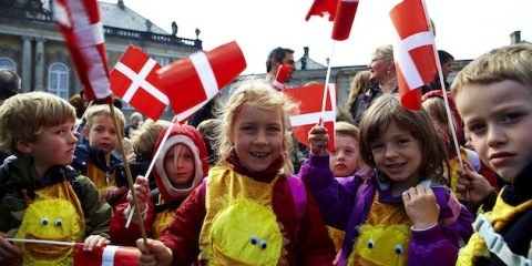Danish Royal Family Celebrates Queen Margrethe Of Denmark's Birthday