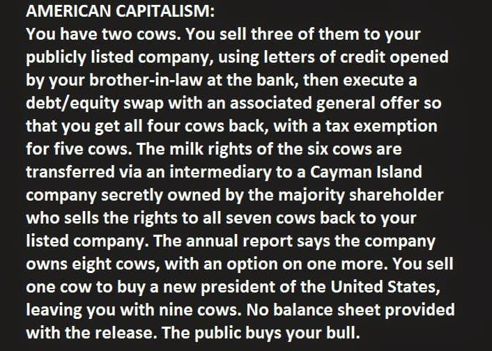This Guy Just Explained Capitalism Absolutely Perfectly. (1)