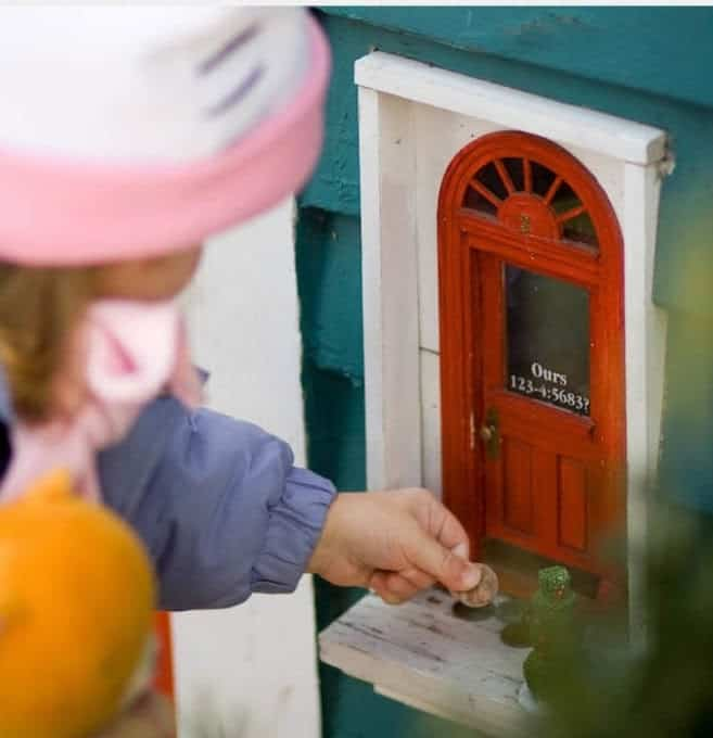 These Secret Tiny Doors Can Be Found All Around This Town. The Reason Why They Built Them Absolutely Brilliant! (11)