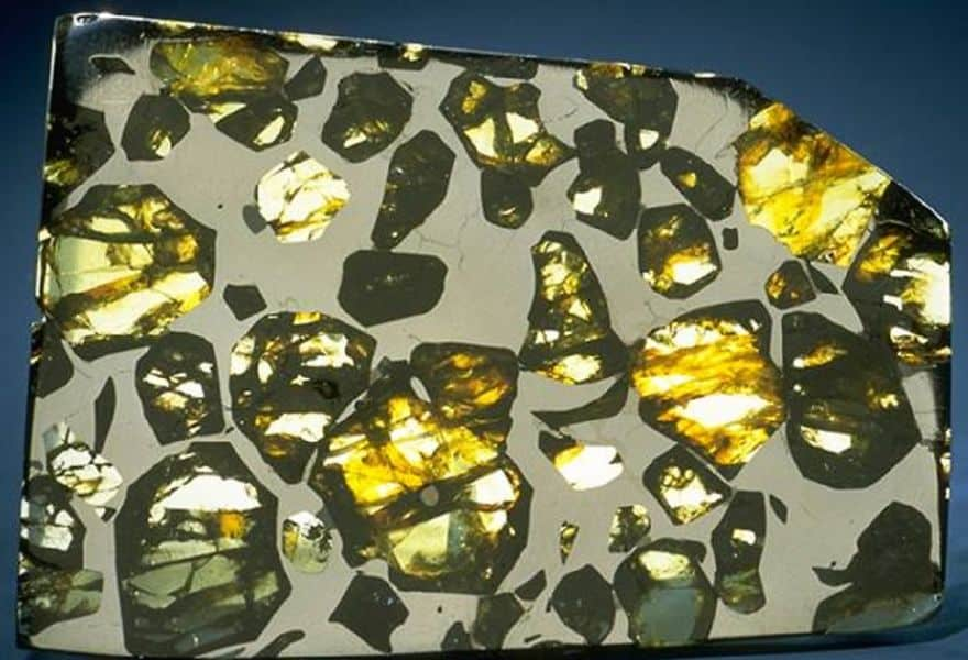 Esquel Pallasite Meteorite – Only Comes From Space