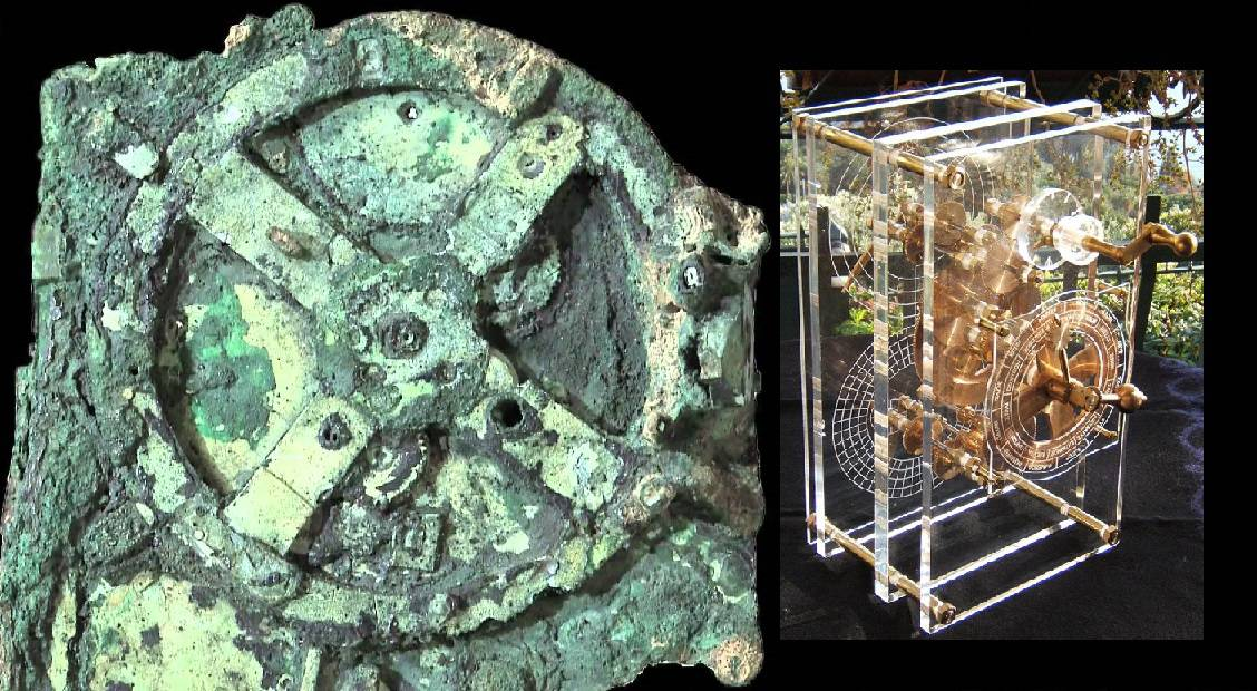 This Mysterious Ancient Greek Analog Computer Was Built Over 2000 Years Ago