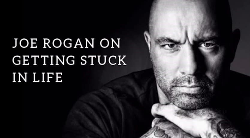 Joe Rogan – Don't Fall Into The Trap Of Life, Be Your Own Architect.