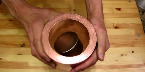 magnet-and-copper-pipe-video