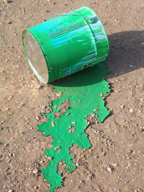 GreenPaintBucketRome