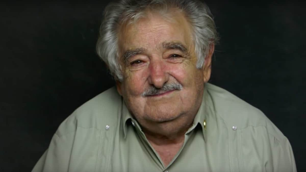 Age Of Protests >> José Mujica ex-president of Uruguay Explains The Problem With The World In Just 45 Seconds