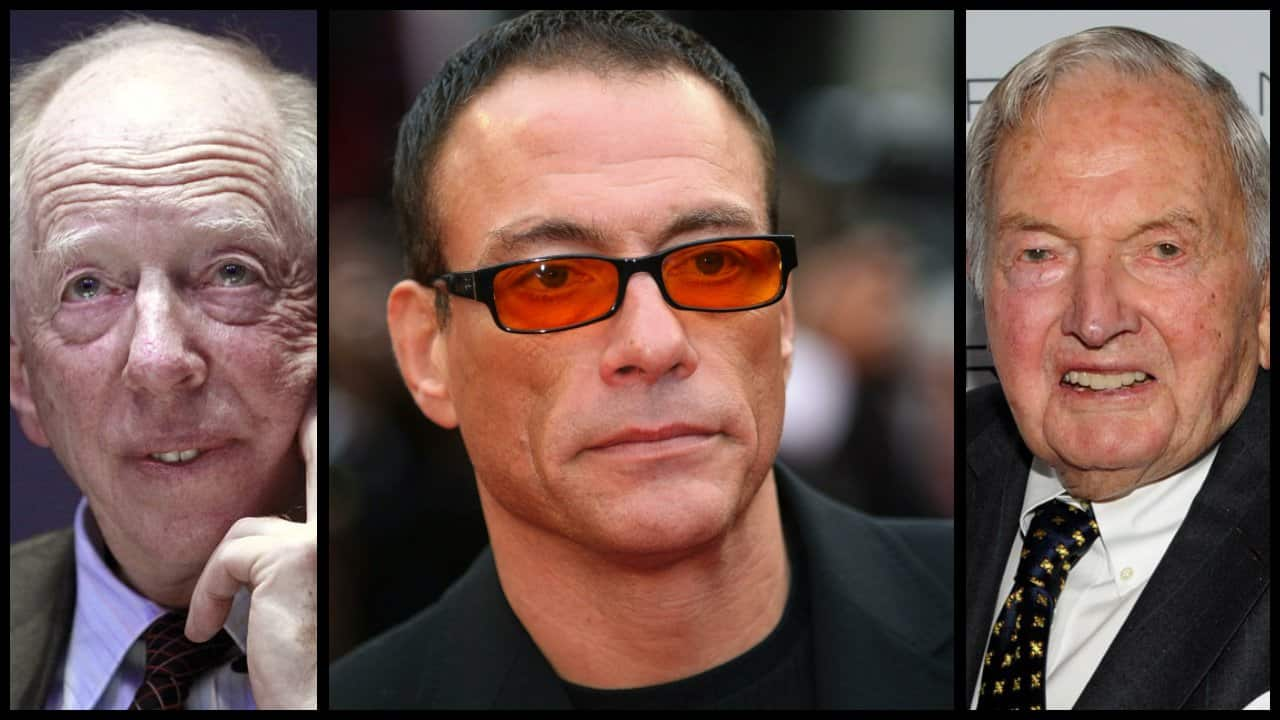 Jean Claude Van Damme Calls Out The Rothschilds And Rockefellers Live On French Tv