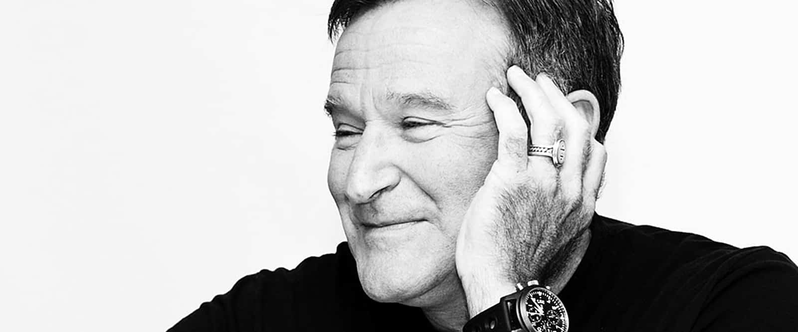Robin Williams Devoted His Life To Making People Laugh And His Sad And  Untimely Death Shocked The World And Reminded Us That EVERYONE Needs  Support And Love ...