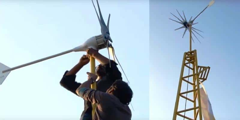 For the cost of an iPhone, you can now buy a wind turbine that can power an entire house for lifetime