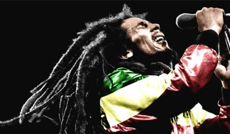 2 random speeches bob marley and Bob marley was half-white and half-black born to a white british naval captain and a black jamaican village girl, one of bob's nicknames growing up was white boy #2.