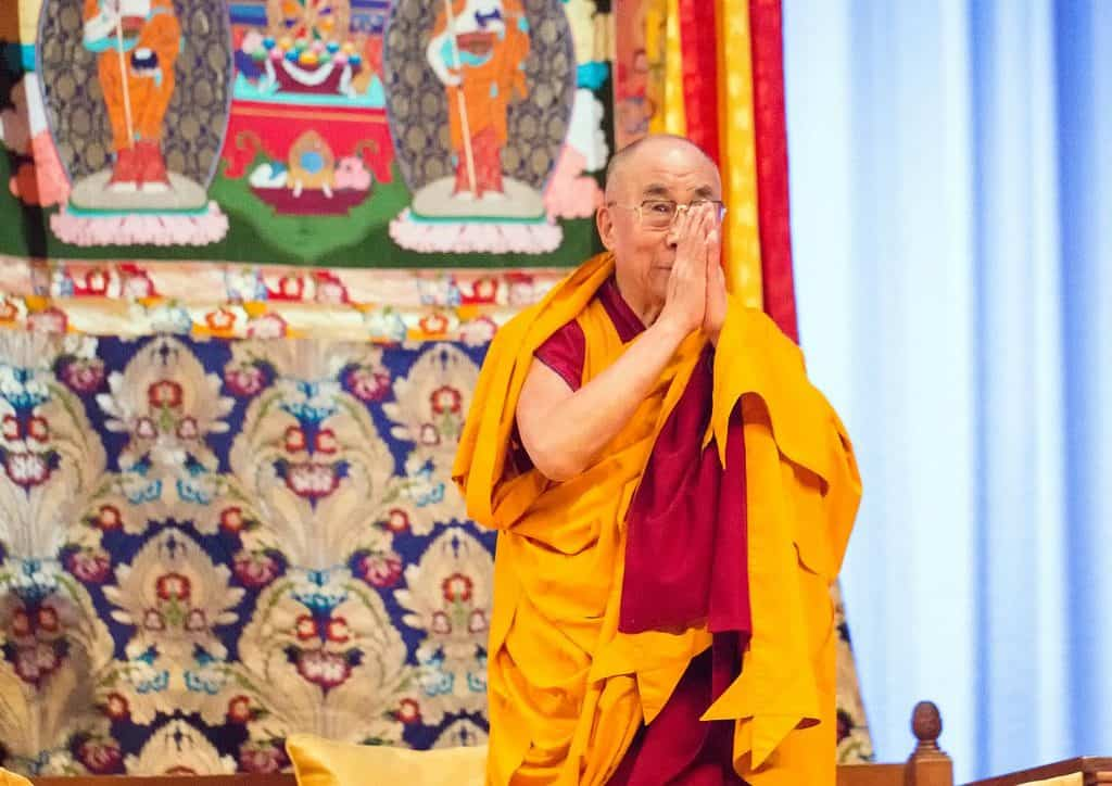 The Dalai Lama Reveals the Ultimate Morning Ritual That Will Brighten Your Day