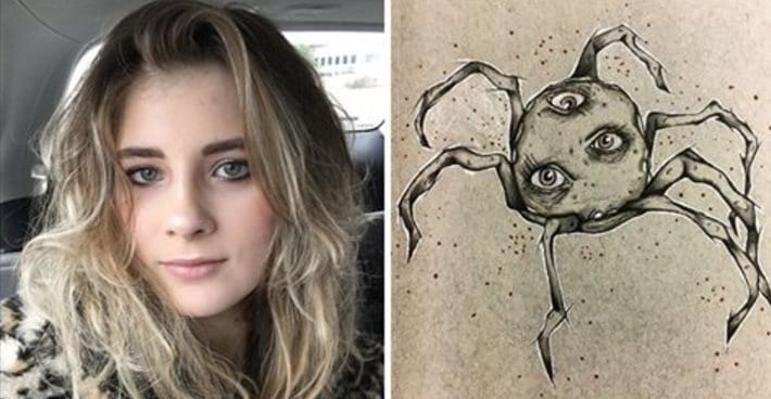Kate an 18 year old artist with schizophrenia 58f5c94239241  700 1