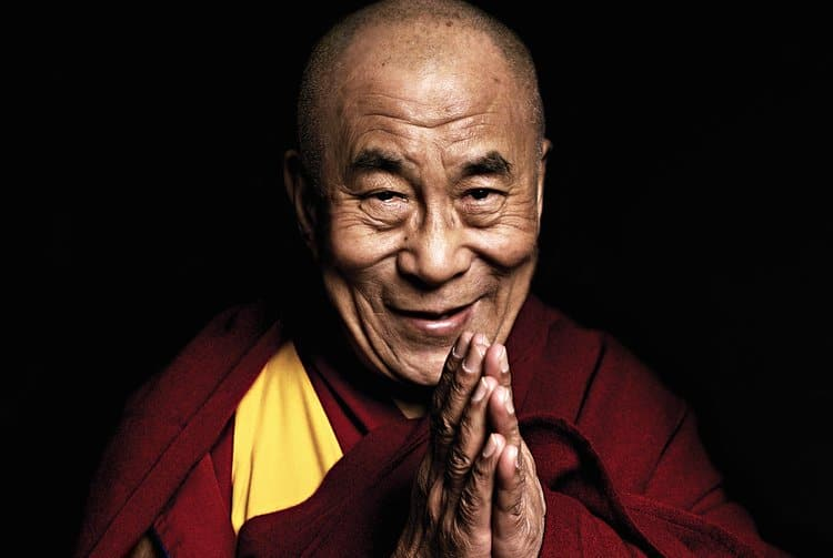 12 Wonderfully Spiritual Lessons We Can Learn from The Dalai Lama