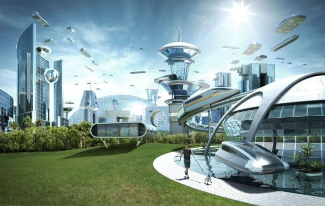 A futurist tells us what life will probably look like in 2040