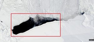 Massive Hole the Size of Ireland Opens and Closes in Antarctica… and Scientists Are Baffled
