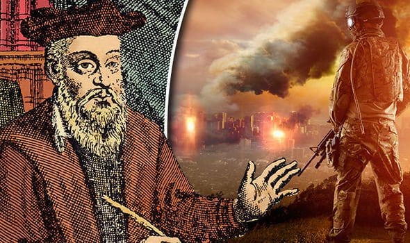 The 'horrifying' predictions of Nostradamus for the