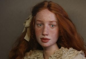 Russian artist creates realistic dolls that can be confused with real people 5b512e530c8ca  880 1