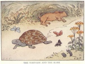 The Tortoise and the Hare   Project Gutenberg etext 19993