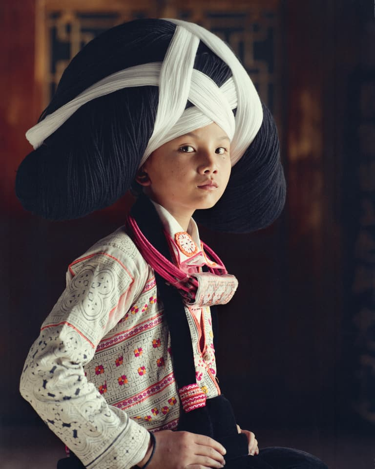 The Miao people, China