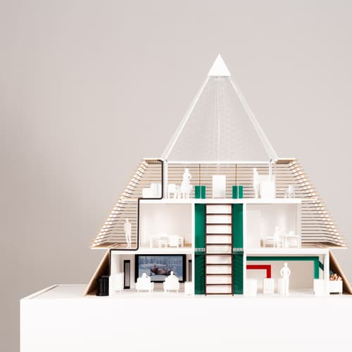 A smarter house model prototype