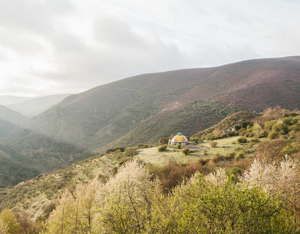 The Tiny Eco Village That's Completely Off Grid 3