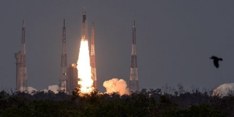 Chandrayaan-2-launch