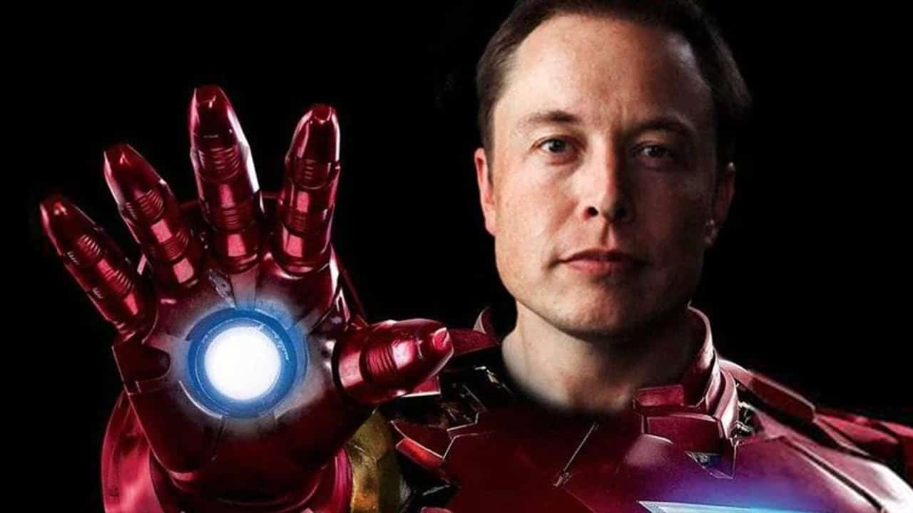 Elon Musk Is Basically The Real Life Iron Man