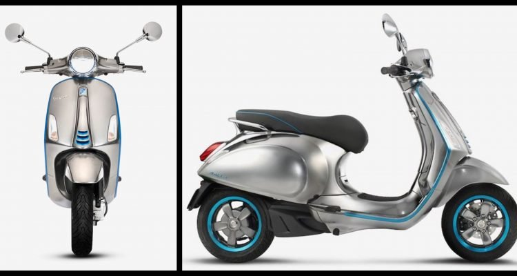 Vespa Rolls Out Its Electric Scooter And We Love It