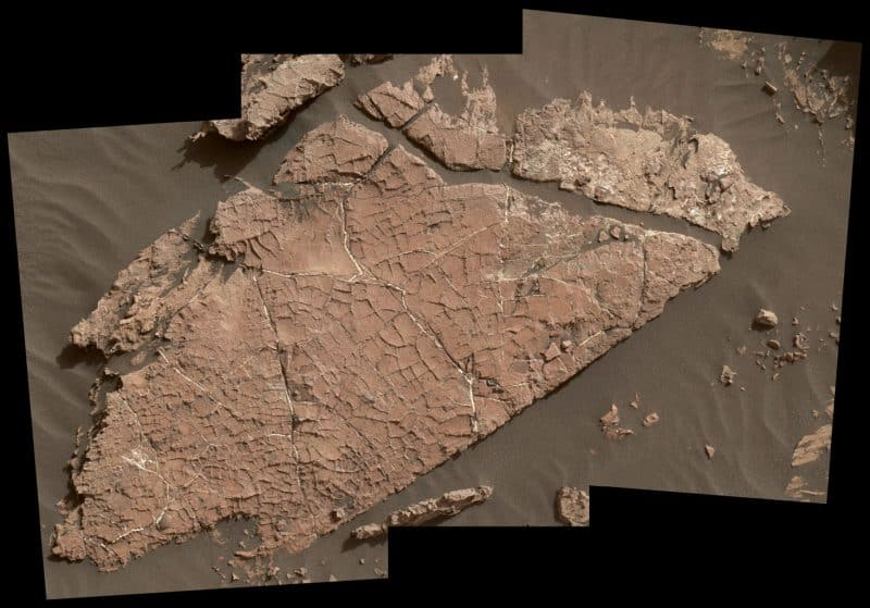 Curiosity Rover Explores Rocks That Can Confirm The ...