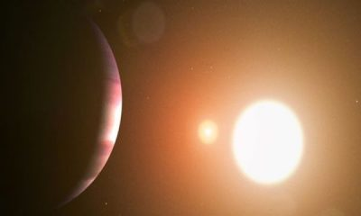 Planet That Orbits Two Suns