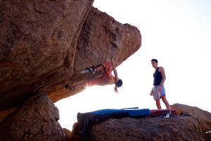 boulder therapy